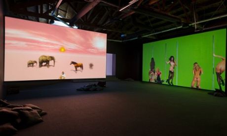 From the browser to the gallery: Petra Cortright's 'post-internet' art