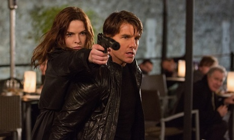 All hail Tom Cruise and the era of the equal opportunity action movie