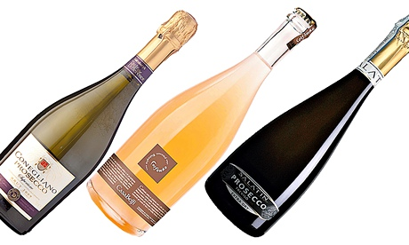 Proseccos with real sparkle | David Williams