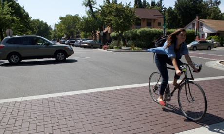 Davis, California – the American city which fell in love with the bicycle