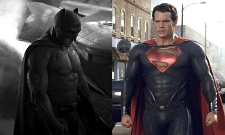 Batman v Superman: five surprises we've learned this week