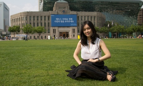 'How I escaped from North Korea' – Hyeonseo Lee's story live