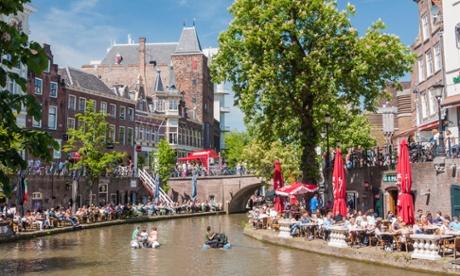 Tour de France puts Utrecht on the map