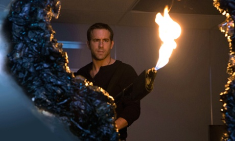 Self/Less review: clue/less as soul of Ben Kingsley is put in Ryan Reynolds's body