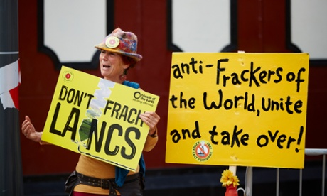 People power has shut the doors on fracking in the UK