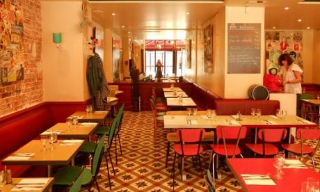Chez Gladines, Butte aux Cailles, Paris