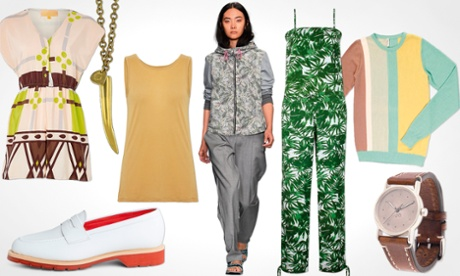 How to look good in green: the best ethical fashion