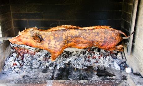 Sardinian Pork, Maialetto, Maialino