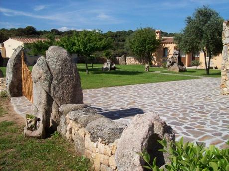 Agriturismo L'Agliuledda, inland from Porto San Paolo, near Olbia, Sardinia