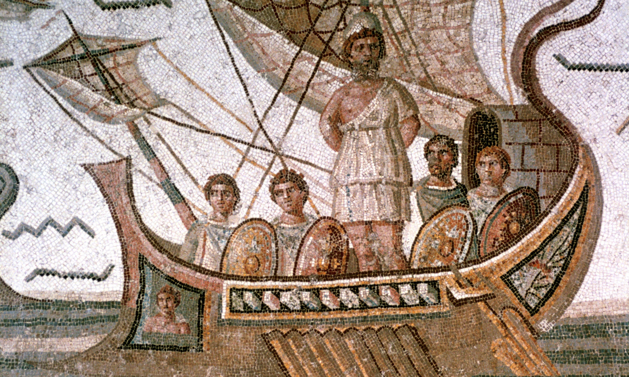 a summary of the story of odysseus and the cyclops in the odyssey an epic poem by homer Homer tells the story of odysseus—also known as ulysses depict aspects of the story why is the odyssey still carole odysseus and the sirens.