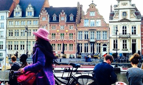 Instagram snapshots: Ghent through the eyes of locals
