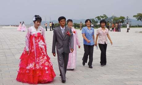 Ask a North Korean: what happens on your wedding day?