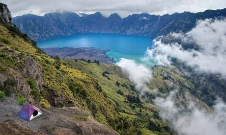 Lombok bids to attract tourists – but keep the island green
