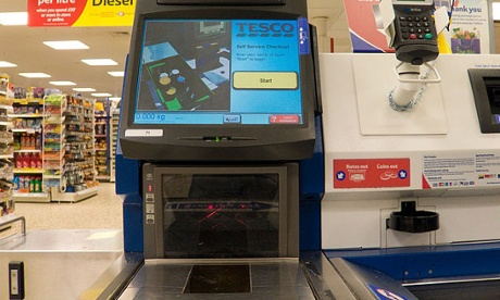 Voice over: why Tesco's female tills have checked out for the final time