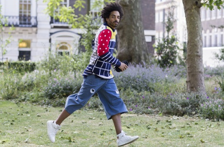 Street style at London Collections: Men, Spring Summer 2015.