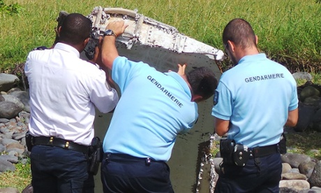 Search for truth about MH370 switches to France as flaperon flown to Toulouse