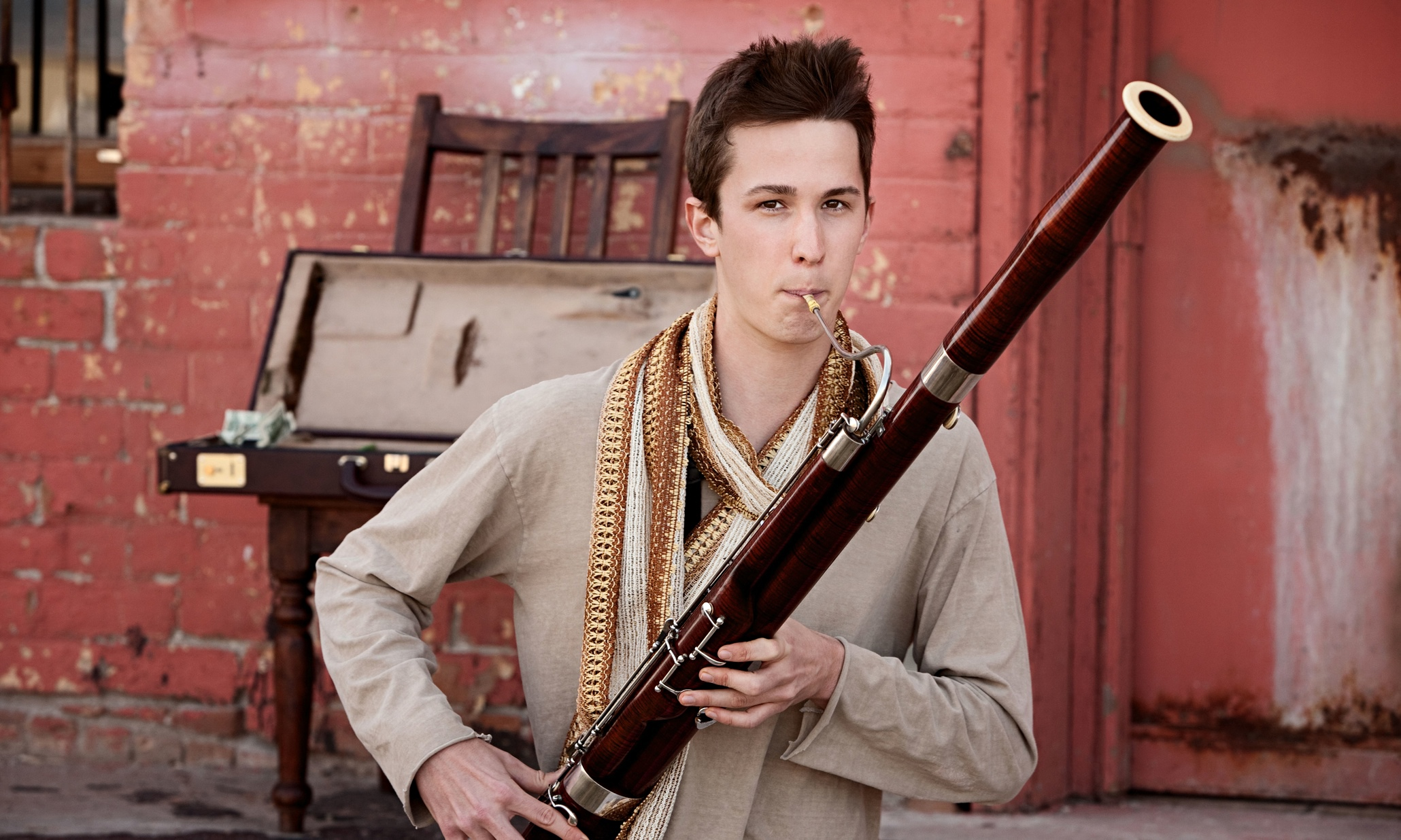 Musicians Launch Campaign To Save The Bassoon As Shortage