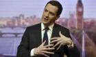 George Osborne Andrew Marr show