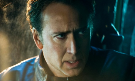 Unseen footage of Nicolas Cage in costume for Superman Lives emerges