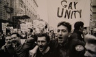 A 1988 Gay Unity parade.
