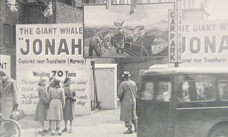 The mystery of Jonah, the giant whale who toured the UK in the 1950s