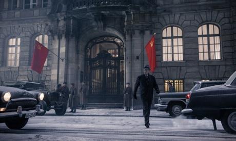 Bridge of Spies trailer: watch Tom Hanks in Spielberg's cold war thriller