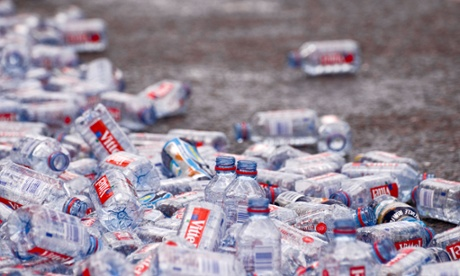The madness of drinking bottled water shipped halfway round the world