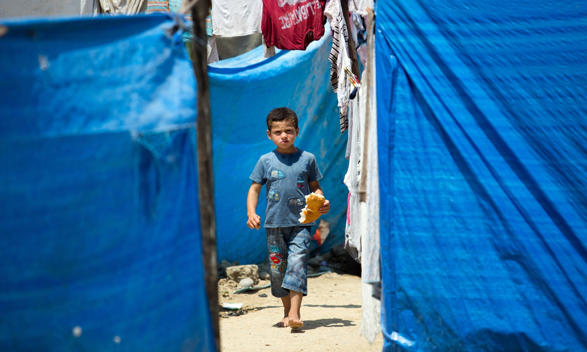 Syrian refugees: four million people forced to flee as crisis deepens