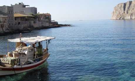 View from the Peloponnese: Crisis? What crisis?