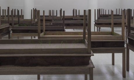 Doris Salcedo review – an artist in mourning for the disappeared