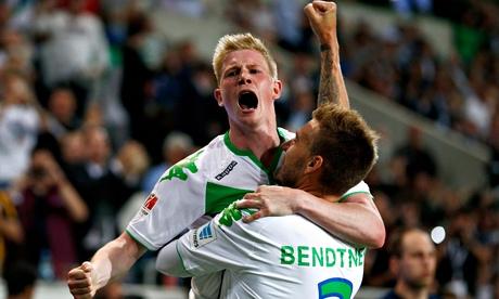 Wolfsburg 1-1 Bayern Munich (Wolfsburg win 5-4 on pens) | German Supercup match report