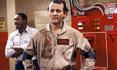 Bill Murray confirmed for new Ghostbusters movie