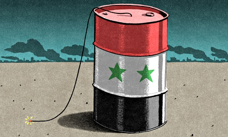 If Barack Obama ever had a strategy for Syria, it's been turned on its head | Natalie Nougayrède