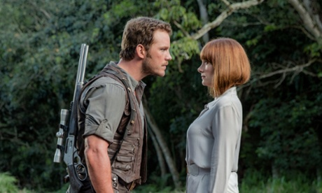Jurassic World is UK's eighth biggest film ever while Fantastic Four bombs
