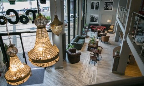 Smooth operator: Roco, the sustainable luxury hair salon in Derry.