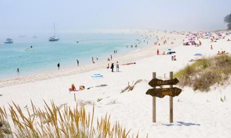 Vigo: a city break and a beach holiday