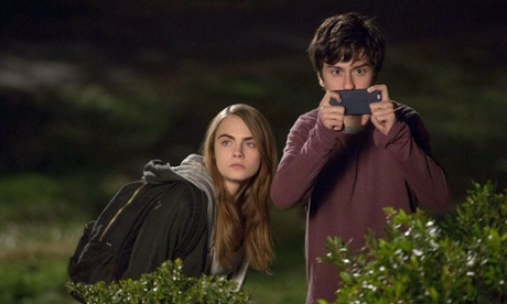 Paper Towns: the kids are all… just bland