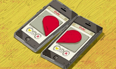 Tinder is not to blame – dating has always been horrific and weird