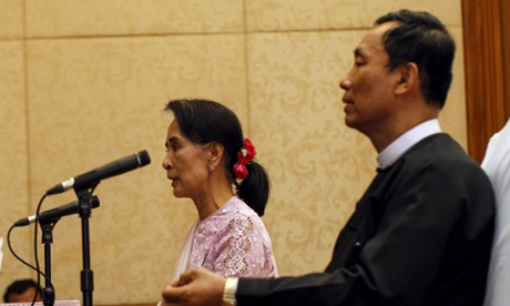 Turmoil in Burma's military-backed ruling party as leaders are deposed