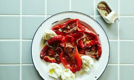 Turn a batch of peppers into four different meals