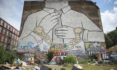 Görli has become a mecca for street art.