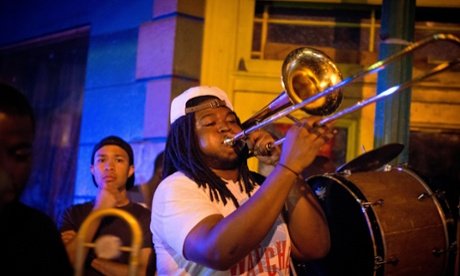 Back on song: New Orleans 10 years after Katrina