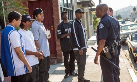 Straight Outta Compton tops the US box office with attitude