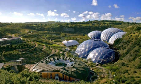 Take the kids to … Eden Project, near St Austell, Cornwall