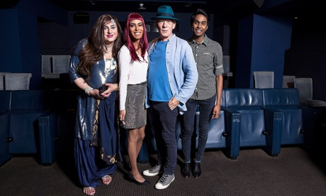 Muslim Drag Queens: Zareena Khan, Asifa Lahore, Sir Ian McKellen and Ibrahim