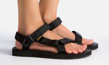 The unlikeliest shoe trend of the year – the dad sandal