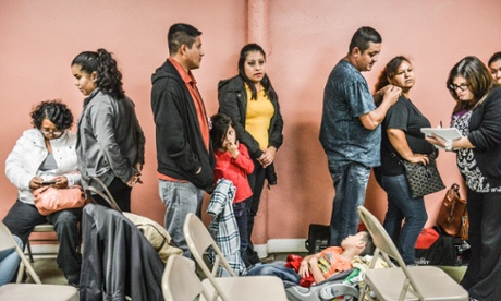 Love thy neighbour: the Texas town welcoming undocumented migrants