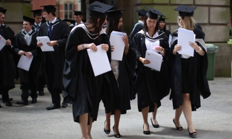 UK graduates are wasting degrees in lower-skilled jobs