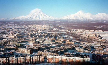 Where is the world's most remote city?