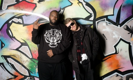 Banksy meets Run The Jewels: 'The bravest artists have always been graf artists'
